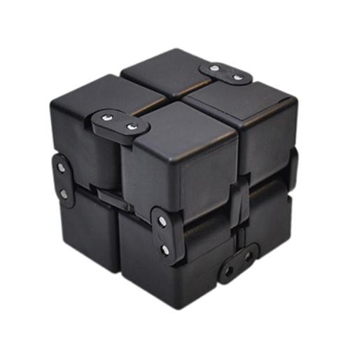 Mini ABS Plegable Infinity Fidget Cubo