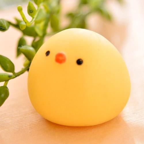 Bunte Adorable Nette Tier Hand Handgelenk Squeezing Fidget Spielzeug Squishy Mini Stress Relief Squeeze Puppe Langsam Risng Venting Ball