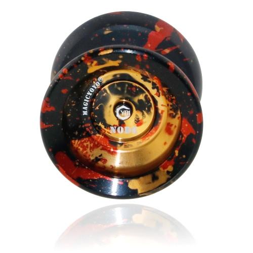 MAGICYOYO-Y01磨かれた合金アルミニウムプロフェッショナル無応答Yoyoボールスピン玩具