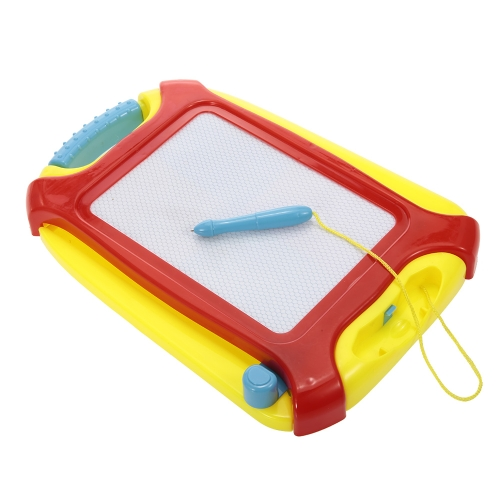 カラフルな磁気描画ボード消去可能な書き込みボードスケッチパッドの子供の赤ちゃんのための教育玩具