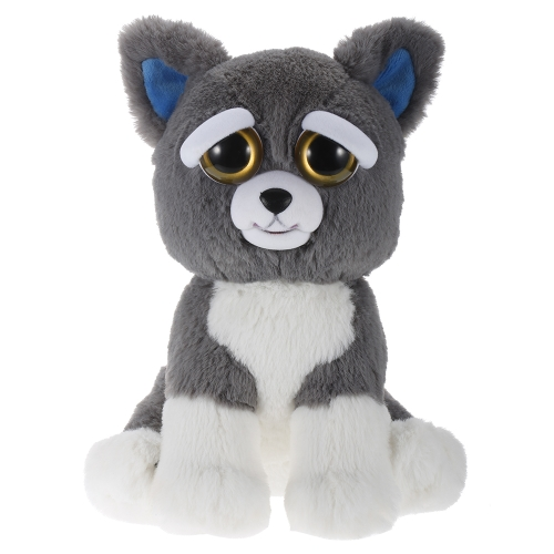 Feisty Pets Sir Growls-A-Lot Feisty Films Adorable Plush Stuffed Bear Toy