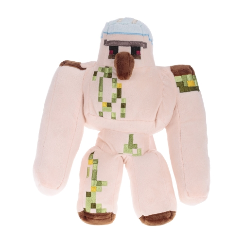 Minecraft Iron Golem Plush Stuffed Toy Best Gift for Child and Collectors