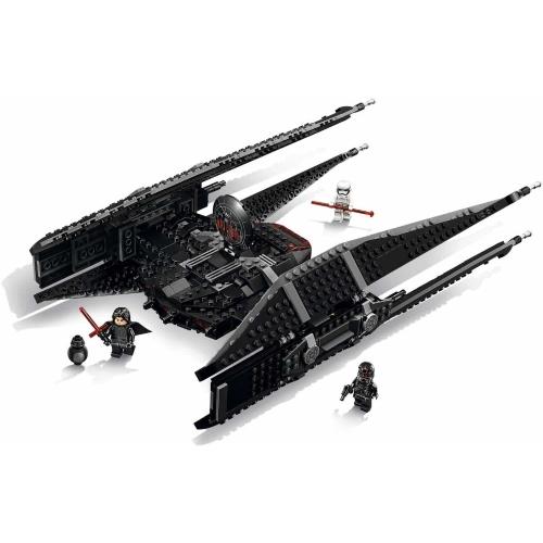 Original Box LEPIN 05127 705pcs Star Wars Episode VIII Kylo Ren's Tie Fighter - Star Wars Spaceship Building blocks Kit Set