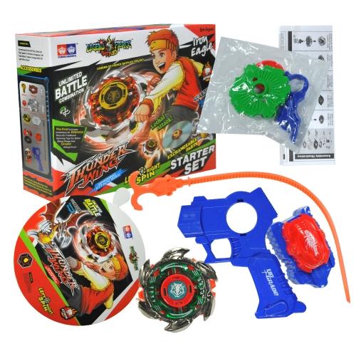 Bey Blade Burstランチャーセットスピナー攻撃ジャイロバトルブレードスピン玩具ギフト子供向け