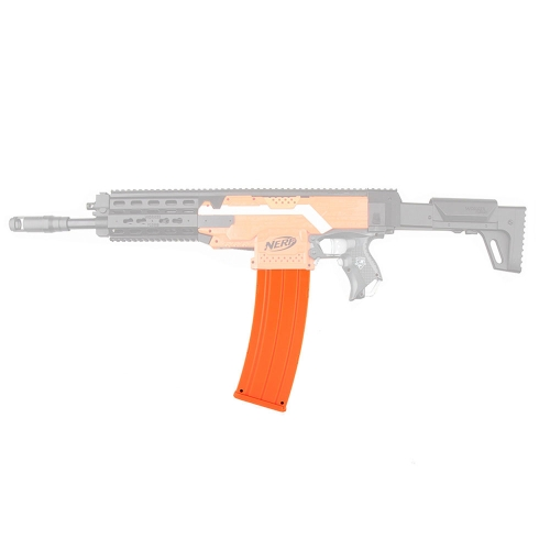 Caricatore rapido per caricatore da 10 posizioni stile AK AK da lavoro - Trasparente
