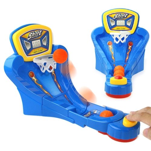 Basketball Board Game Mini Finger Shooting Basketball Educational Parent-child Interactive Toy