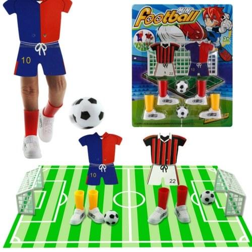 Mini juego de fútbol Finger Toy Football Match Juego de mesa divertido con dos objetivos