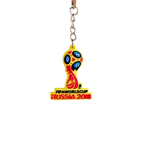 73% OFF 2018 World Cup Emblem Keychain Alloy Pendant,limited offer $1