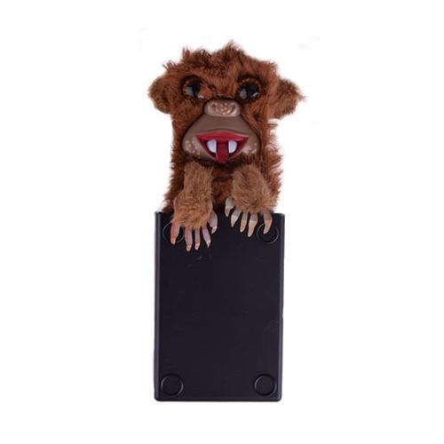 Nowatorskie zabawki małpa małpa Pet Prankster Finger Funny Tricky Antistress Gifts Interactive Toy Style 1