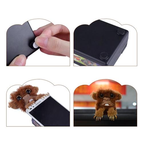 Innovative Spoof Monkey Toys Pet Prankster Finger Funny Tricky Antistress Gifts Interactive Toy Style 1
