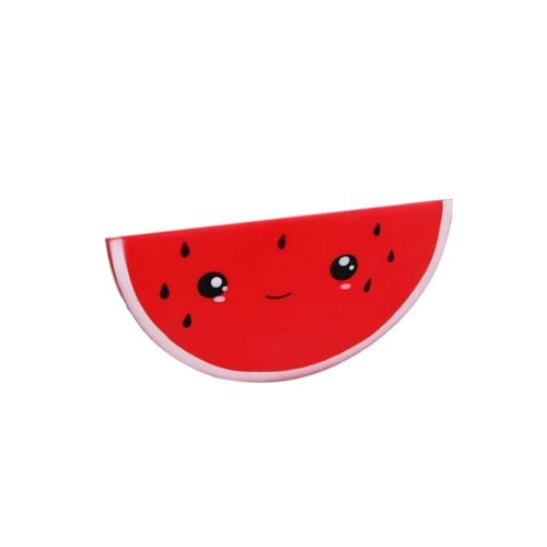 Squishy langsam steigende niedliche Wassermelone Collection Geschenk Dekor lustige Spielzeug