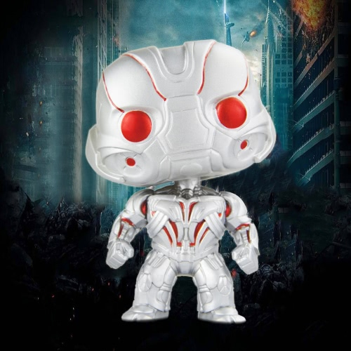 Funko POP Marvel Heroes Avengers 2 Age of Ultron Action Figure Ultron Movie Figure Model Toy