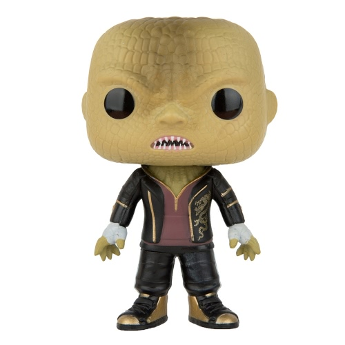 FUNKO POP Film Suicide Squad Action Figure Vinyl Model Collection - Killer Croc