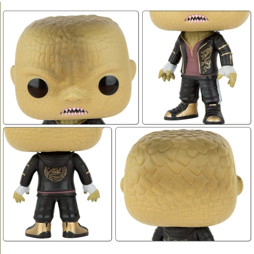 FUNKO POP Movie Suicide Squad Action Figure Vinyl Model Collection - Killer Croc