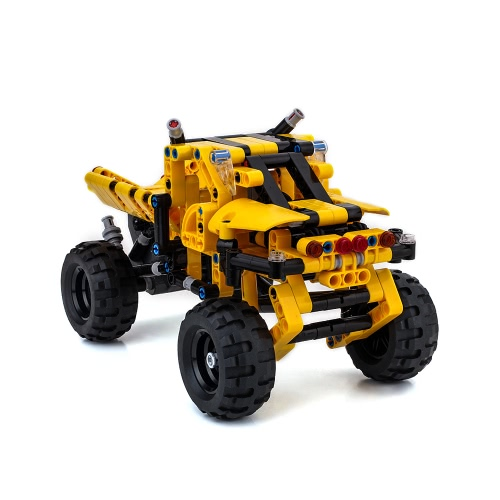 BIOZEA Building Toys 402PCS Children Educational DIY Assembly Toys Construction Block Toy Helpful for Brain Development of Children