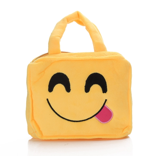 Borsa a tracolla emoticon per il viso emoticon
