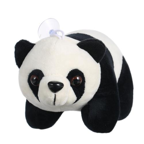 かわいい漫画のぬいぐるみパンダは、竹のソフトぬいぐるみぬいぐるみ動物玩具人形贈り物キッズスタイル2