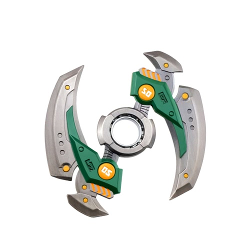 Metal Fidget Finger Stress Hand Bearing Rotating Spinner Darts EDC ADHD Toys Focus Widget Portable