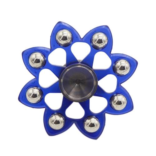 Fidgetの手のおもちゃAnti-Anxiety Spins Fidgetersのための超高速耐久性のあるポータブルスピナー不安の自閉症ADHD