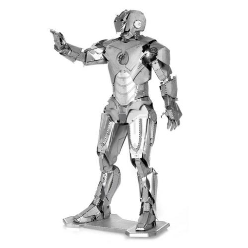 3Dパズルスコーピオンシルバー3DメタルモデルキットDIYギフトモデル動物教育おもちゃ