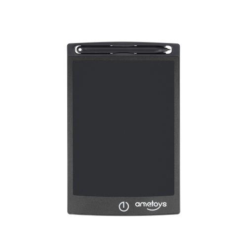 Ametoys 8,5-Zoll-LCD-Schreib-Tablet-Zeichnung - Schwarz