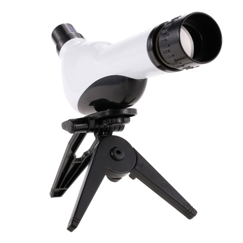 CHANG SHENG TOYS Early Development Science Telescope Toy Three Different Magnification Eyepieces for Kids