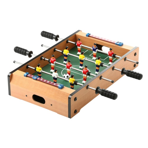 51 * 31 * 9.7cm HUANGGUAN TOYS HG235A Mini Foosball Table Soccer Football  Table Family