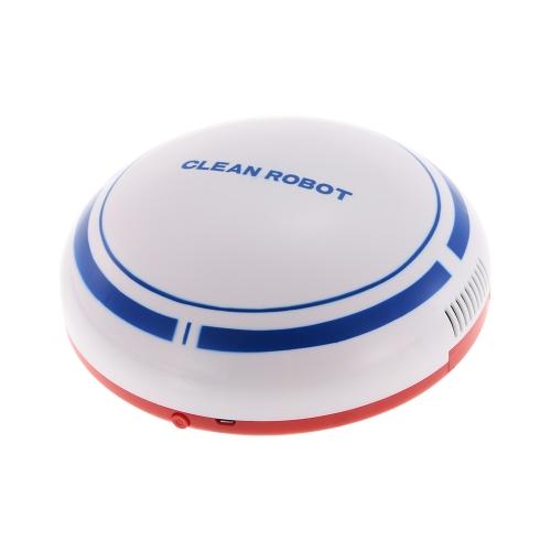 掃除ロボット自動床掃除機インテリジェント漫画掃除ロボットミニクリーンロボット