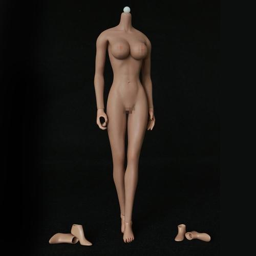 1/6 12 Zoll Super-Flexible Weibliche Körper Action Figure Mit Körperteile Bikini Stand