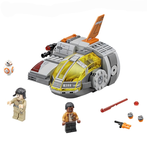 Original Box LEPIN 05125 330 Stück Star Wars Episode VIII Widerstand Transport Pod - Star Wars Raumschiff Bausteine Kit Set
