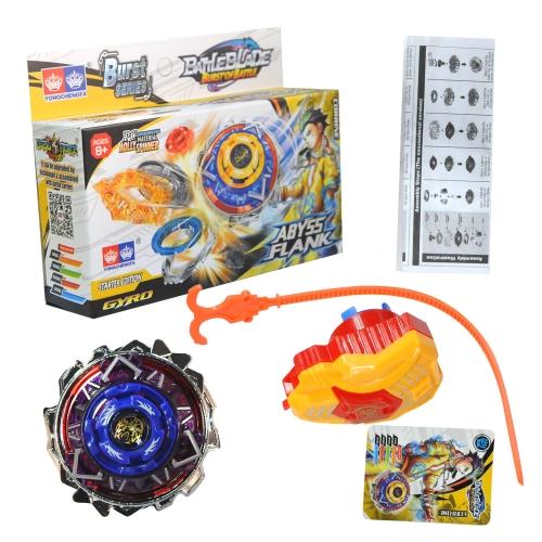 Bey Blade Burst Launcher Set Spinner Angriff Gyro Battleblade Spin Spielzeug Geschenk für Kinder