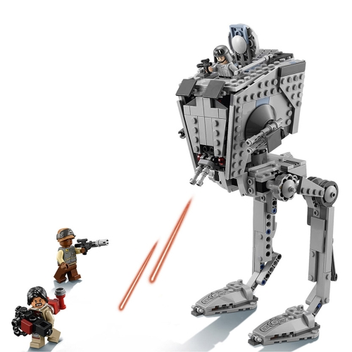 LEPIN 05066 471 stücke Star Wars AT-ST Walker Star Wars bausteine ​​Kit Set - Plastiktüte Paket