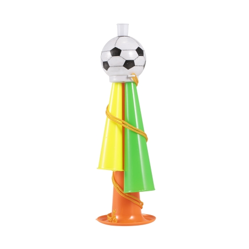 60% OFF 1Pcs Plastic Trumpet Toy with Portable String,limited offer $1.79