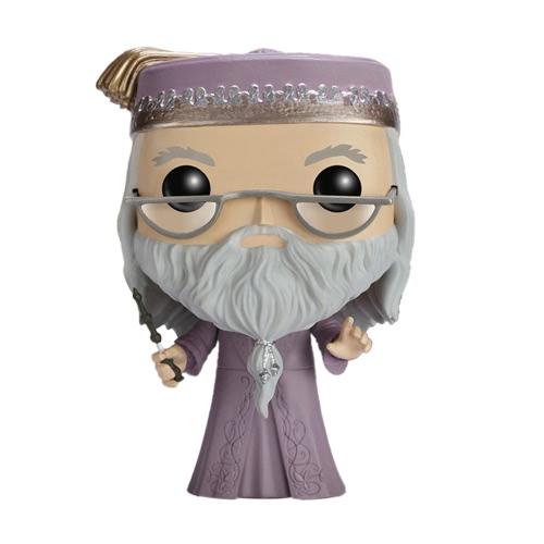 FUNKO POP Movie Harry Potter Dumbledore Action Figure Model Ornaments