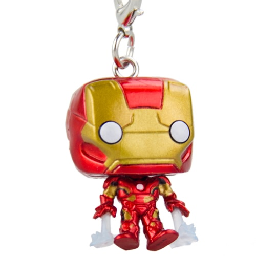 FUNKO Avengers 2 Iron Man Action Figure Keychain