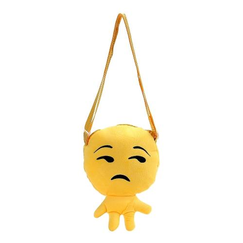 Moda Słodkie Emoji Twarze Emotikon Ramion Torba