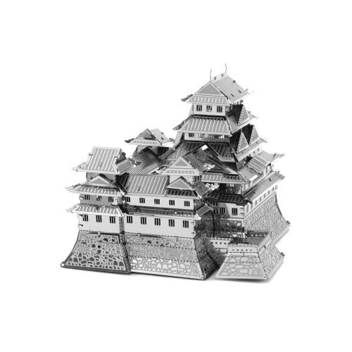 3Dパズル姫路城 -  3Dメタルモデルキット - モデルビルディング教育おもちゃ