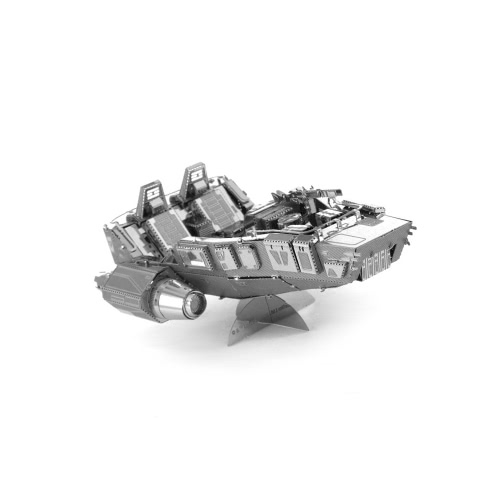 3Dパズルスノーモービル -  3Dメタルモデルキット -  DIYモデル動物教育玩具