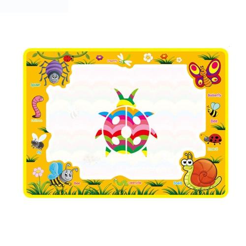 子供用アート教育のためのマジックペンとアクアドゥードル水の描画のマットペイント旅行ボード