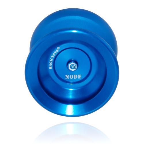 MAGICYOYO-Y01 Polierte Legierung Aluminium Professional Nicht reagierende Yoyo Ball Spin Spielzeug für Kinder