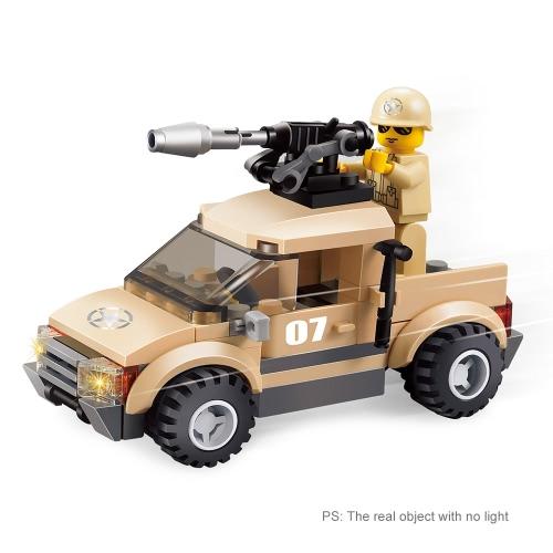 3 set XIPOO militare serie XP91006 soldato XP91007 deserto difendere soldato XP91008 commando truppe speciali educativo blocchi di costruzione giocattoli