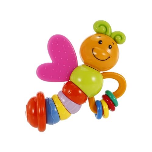 GOODWAY G23 Baby Hand Rasseln Bettglocke Spielzeug Kinder Glückliche Buddy Neugeborene Geschenk