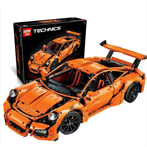 Original Box LEPIN 20001 2758pcs Race Car Model Building Blocks Bricks Kit