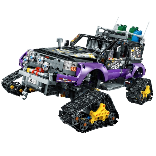 LEPIN 20057 2050 pz Serie Technic Extreme Extreme Model Building Blocks Kit di mattoni - Confezione in sacchetto di plastica