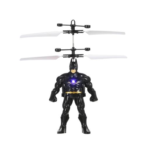 Coole Fliegende Cartoon Figur basiert Elektrische Ball Hubschrauber Infrarot Induktion Spielzeug Drone Lampe Kinder Spielzeug Stil 1