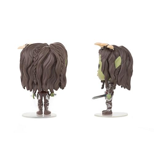 FUNKO POP Movie Warcraft Action Figure Vinyl Model Ornaments - Garona