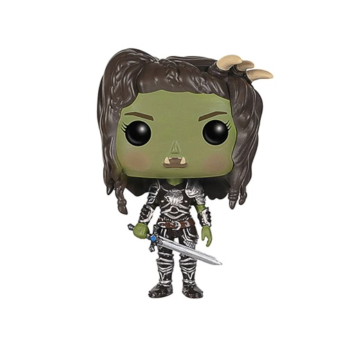 FUNKO POP Film Warcraft Action Figure vinile Girl Ornaments - Garona