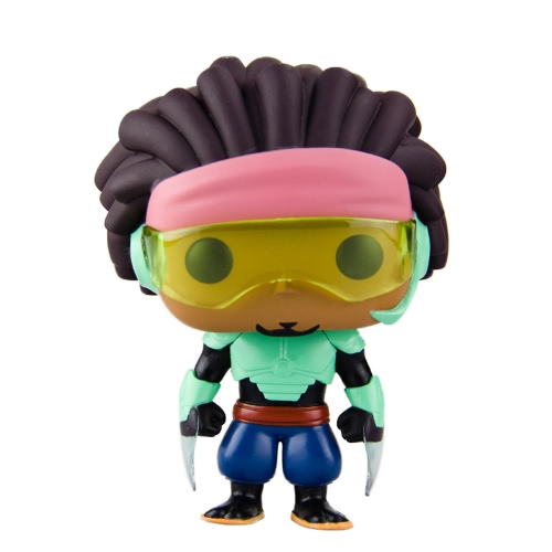 FUNKO Big Hero 6 Wasabi No-Ginger Action Figure