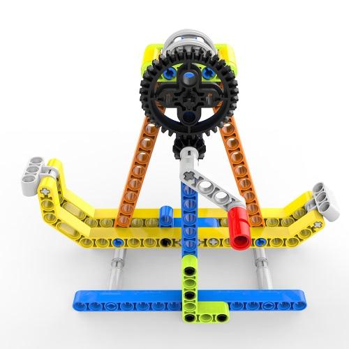 BIOZEA新モデルビルディングブロックおもちゃクリエイティブな学習テクニック面白いレンガブロック子供のおもちゃ子供のための教育おもちゃ