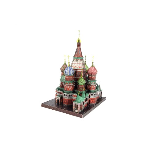 3Dパズルエッフェル塔シルバー3DメタルモデルDIYギフトモデルビルジグソーパズル教育玩具